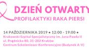 Dzień otwarty profilaktyki raka piersi
