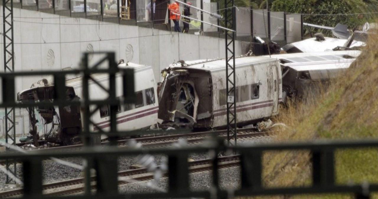 Dzień po tragedii w Santiago de Compostela