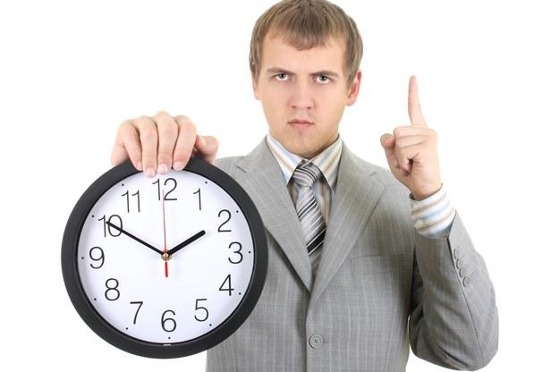 Dzień pracy Polaka należy do najdłuższych w Europie /123RF/PICSEL