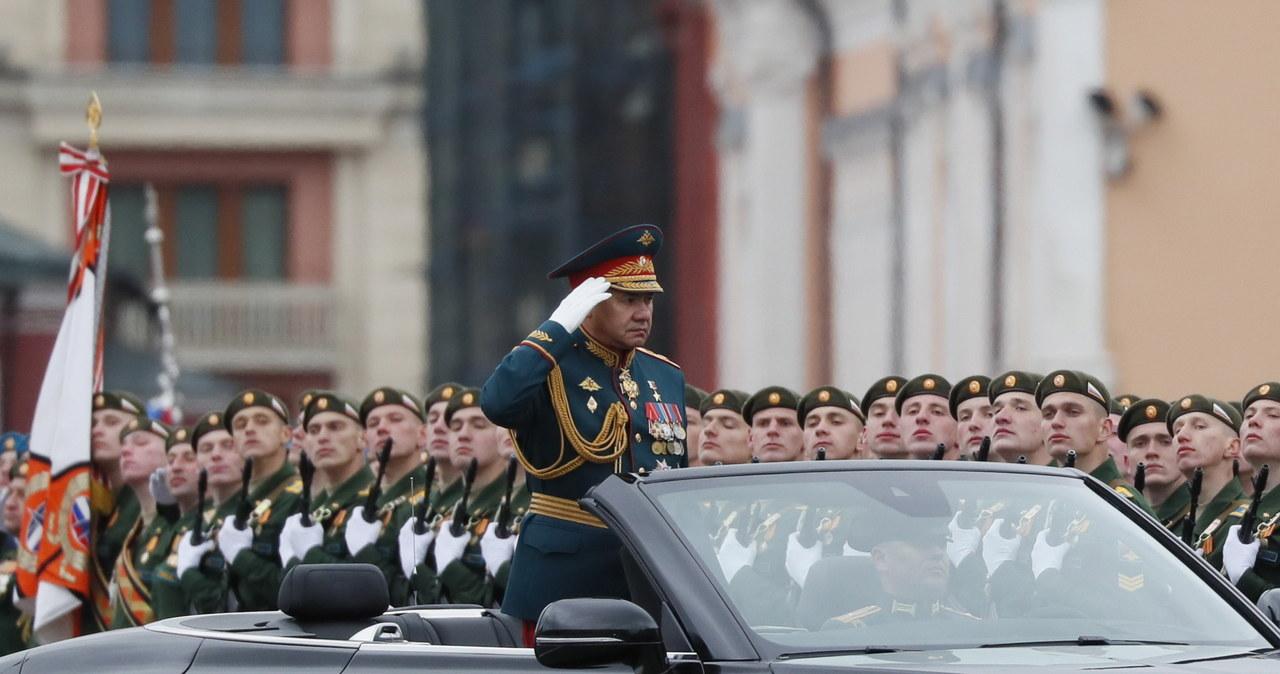 Dzień Zwycięstwa w Rosji. Defilada wojskowa na Placu Czerwonym
