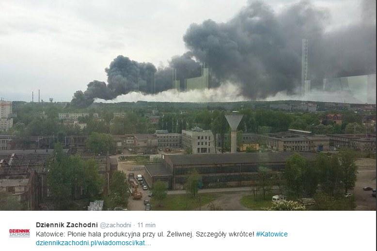 """Dziennik Zachodni"" na Twitterze /Twitter"