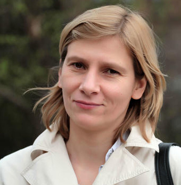 Dziennikarka Interii Agnieszka Maj (fot. z archiwum Agnieszki Maj) /