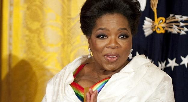 """Dziennikarka zyskała sławę i olbrzymi majątek jako prowadząca """"Oprah Winfrey Show"""" /AFP"""