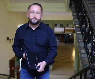 Dziennikarz Kamil D. zatrzymany w śledztwie ws. fałszerstwa weksla