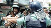 Dziennikarz pod ostrzałem