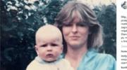 Dziennikarz pokazał zdjęcie z albumu rodzinnego