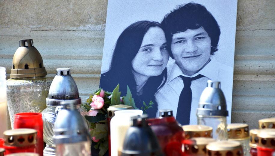 Dziennikarz śledczy Jan Kuciak i jego partnerka Martina Kusznirova zostali zamordowani 21 lutego w ich domu na południowym zachodzie Słowacji /Svancara Petr /PAP/CTK