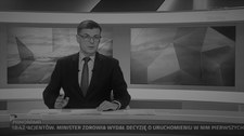 Dziennikarz TVP Piotr Świąc nie żyje. Policja podała wstępną przyczynę wypadku