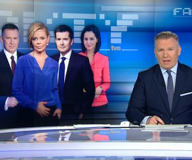 """Dziennikarze """"Faktów"""" TVN odpowiadają na zarzuty """"Wiadomości"""" TVP"""