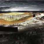 Dziennikarze kontra politycy na otwarcie stadionu w Gdańsku