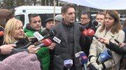 Dziennikarze protestują przed Sejmem! PiS chce ograniczyć mediom dostęp!