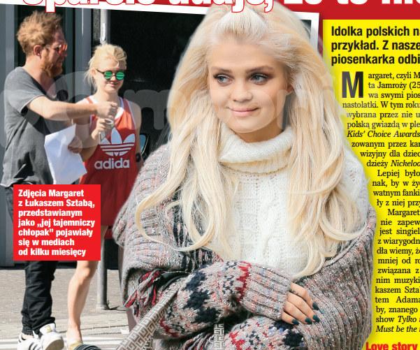"""Dziennikarze """"TI"""" są przekonani, że Margaret i Łukasz Sztaba mają romans /Twoje Imperium"""