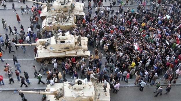 Dziennikarze zostali zatrzymani podczas przygotowywania materiału telewizyjnego /AFP