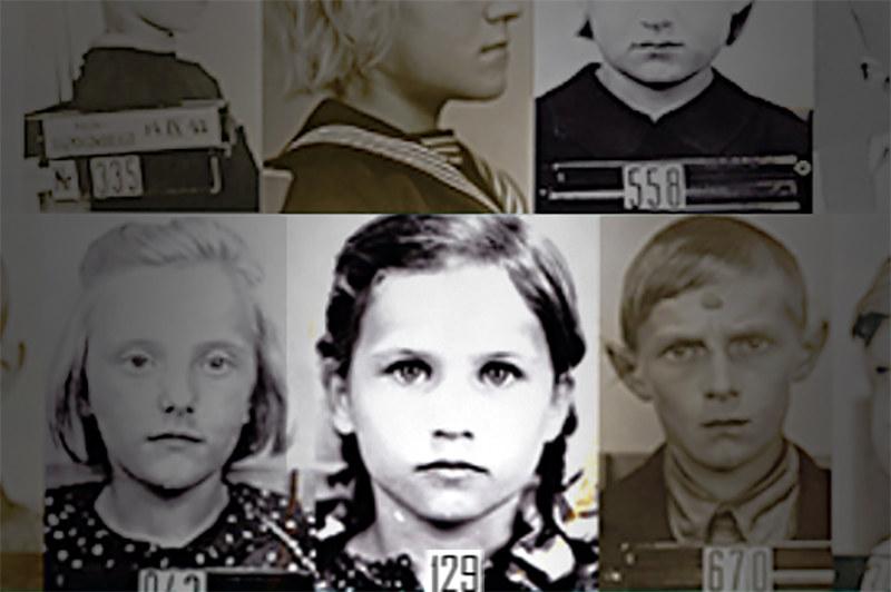 Dziewczynka numer 129. Mała Zyta przeznaczona do zniemczenia /INTERIA.PL