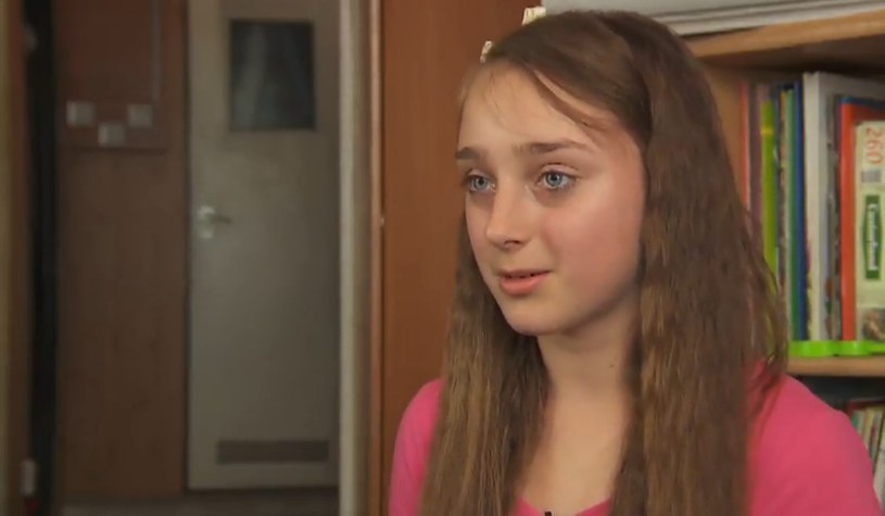 Dziewczynka uratowała koleżankę z rąk pedofila /TVN