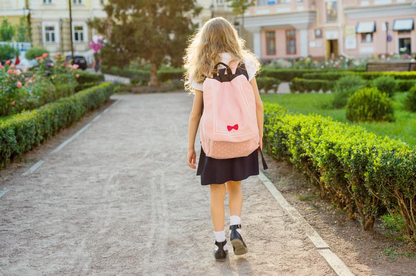 Dziewczynka została usunięta z zajęć za złamanie szkolnych zasad dotyczących mundurków /123RF/PICSEL