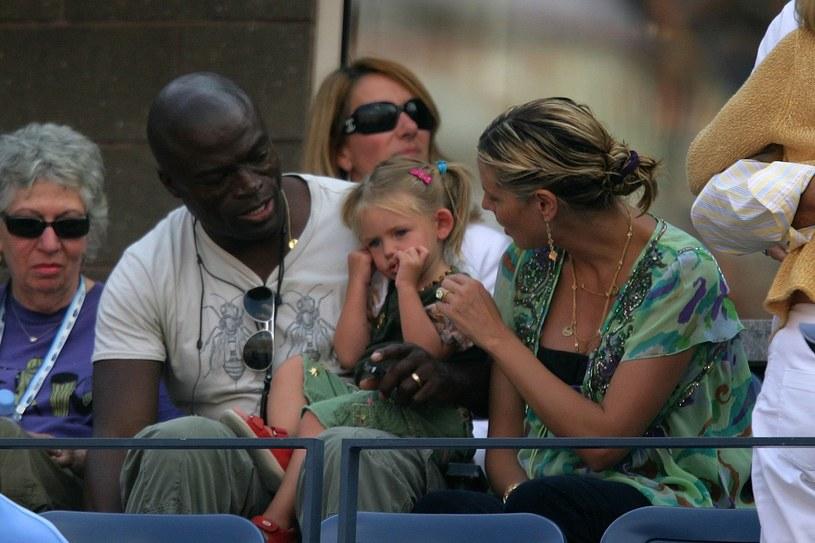 Dziewczynkę wychowywał Seal /Matthew Stockman /Getty Images