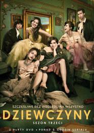 Dziewczyny, Sezon 3 (2 DVD)