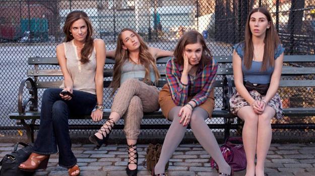 """Dziewczyny z serialu """"Dziewczyny"""" /HBO"""