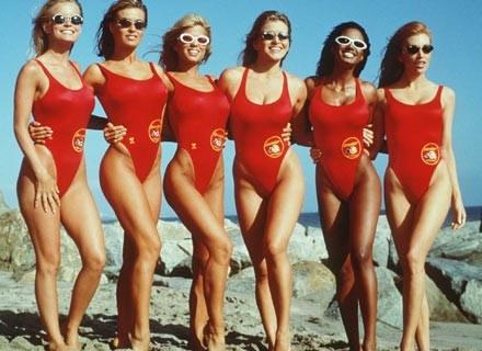 """Dziewczyny ze """"Słonecznego patrolu"""", 1997 rok /Getty Images/Flash Press Media"""