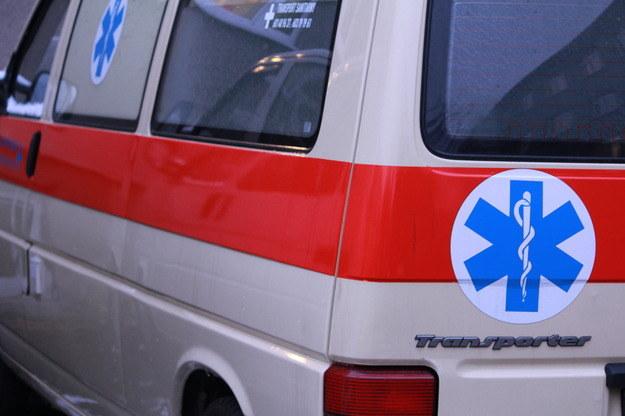 Dziewięć osóbzostało  rannych w wypadku w pobliżu Jeleniej Góry /RMF