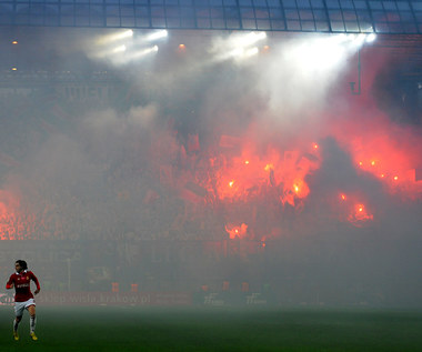 Dziewięciu kibiców zatrzymanych po meczu Legia - Wisła