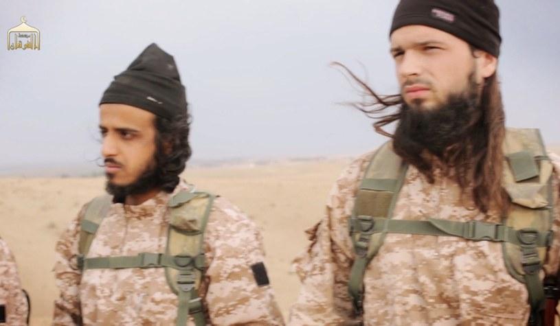 Dżihadyści chcą dostać się do Europy /AFP