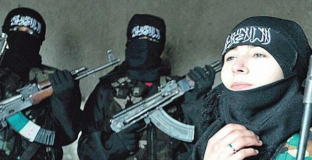 Dżihadyści nie pierwszy raz próbowali zwerbować nastolatkę z Europy /YouTube
