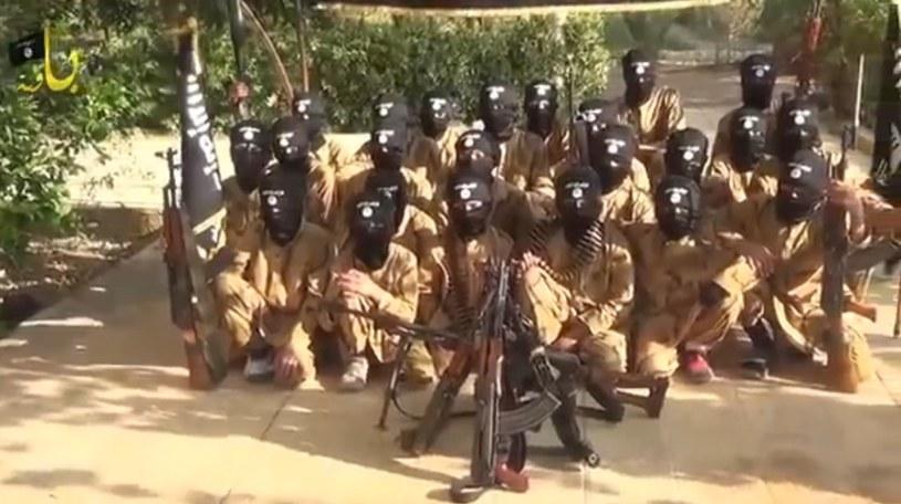 Dżihadyści uczą dzieci zabijać w szkole im. Osamy bin Ladena /INTERIA.PL