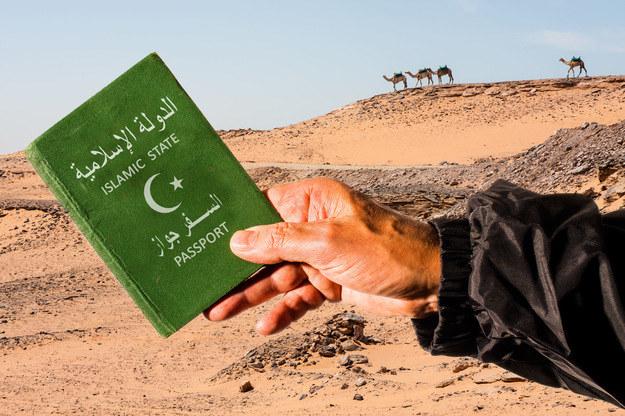 Dżihadyści z Państwa Islamskiego sprzedają dużo ropy naftowej /123RF/PICSEL