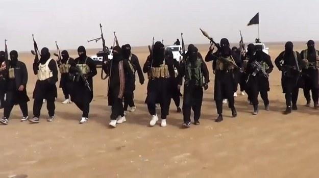 Dżihadyści z samozwańczego Państwa Islamskiego, zdj. ilustracyjne /AFP