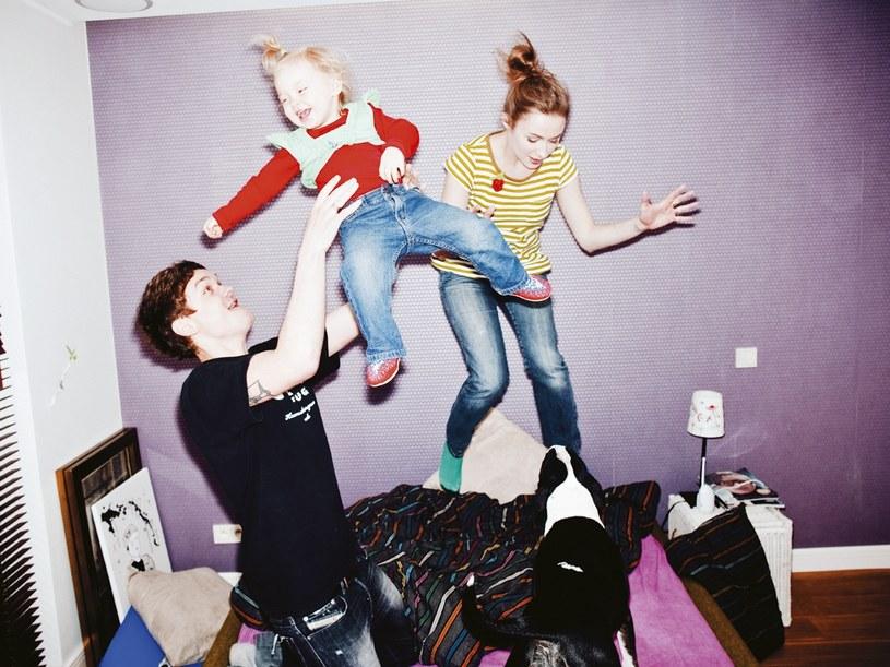 Dziś 20-latkowie chcą mieć rodzinę i szczęśliwy dom  /Michał Szlaga /PANI