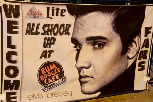 Dziś 40. rocznica śmierci Elvisa Presleya /Materiały prasowe