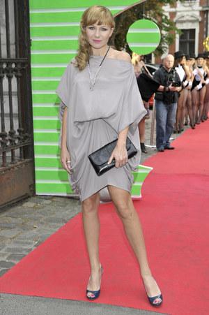 Dziś Anna Guzik zachwyca nie tylko talentem, ale również nienaganną figurą /fot  /AKPA