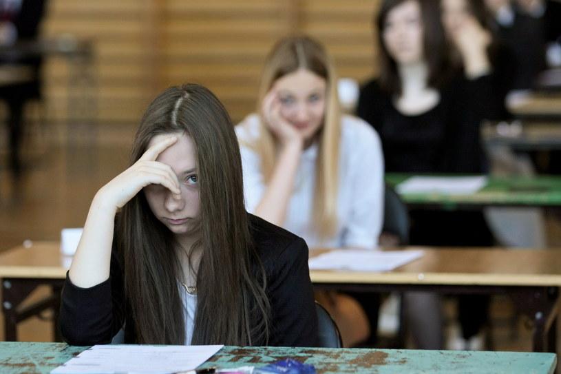 Dziś drugi dzień egzaminu gimnazjalnego 2015 /Lech Muszyński /PAP