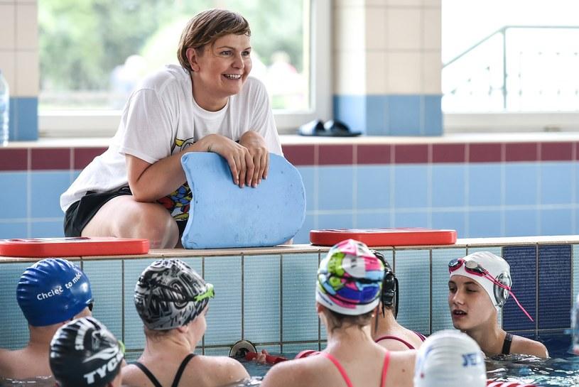 Dziś jest mistrzynią olimpijską, na basen rodzice zabrali ją dopiero w wieku 6 lat /East News
