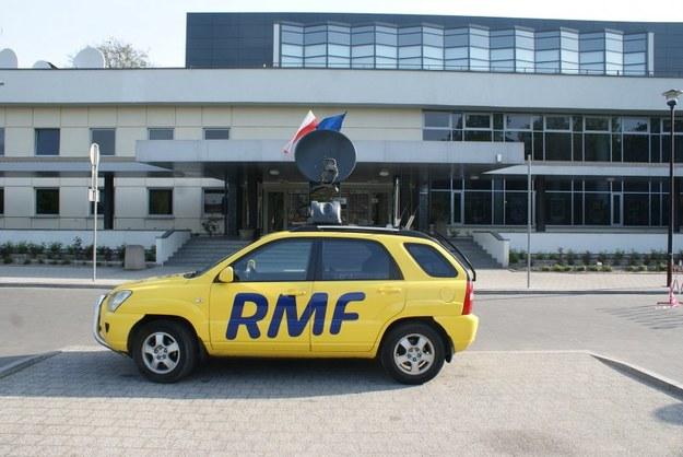 Dziś jesteśmy w Kutnie /Jacek Skóra /RMF FM