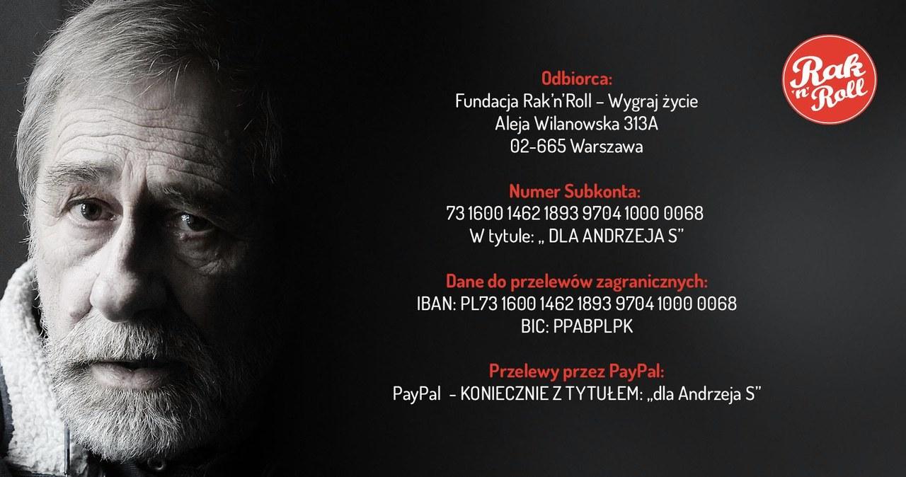 Dziś koncerty charytatywne dla Andrzeja Strzeleckiego
