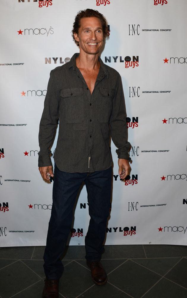 Dziś Matthew McConaughey jest cieniem siebie samego. Wszystko dla roli /Michael Buckner  /Getty Images