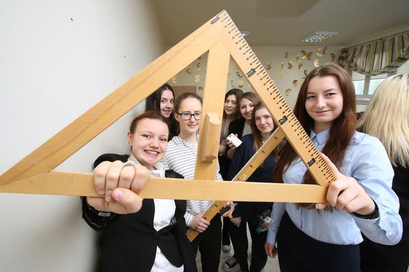 Dziś matura z matematyki na poziomie rozszerzonym /FOT. DAWID LUKASIK/POLSKA PRESS /East News