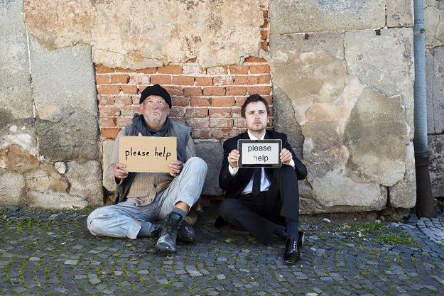 Dziś młodzi są siedem razy biedniejsi od starszych. To dramat /©123RF/PICSEL