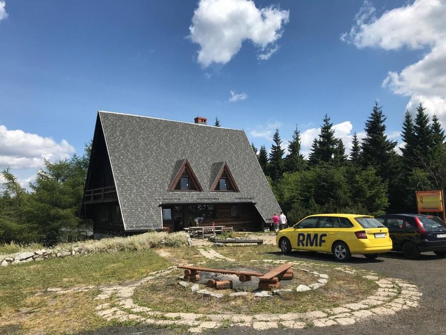 Dziś mówimy o Przełęczy Okraj /Mateusz Czmiel /RMF FM