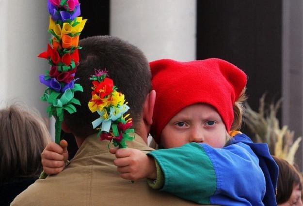 Dziś Niedziela Palmowa /AFP