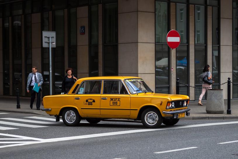 Dziś po Warszawie też można się przejechać WPT 1313 /Adam Burakowski /Reporter