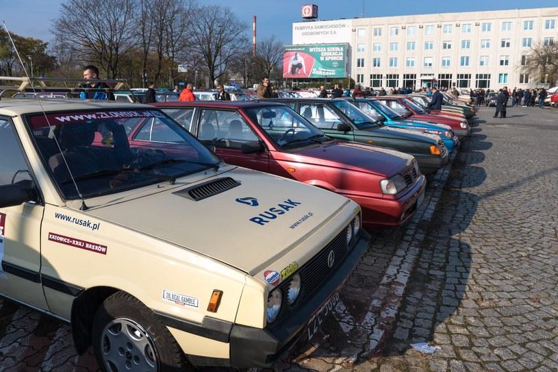 Dziś Polonez staje się autem kultowym /Arkadiusz Ziółek /East News