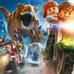 Dziś premiera LEGO Jurassic World