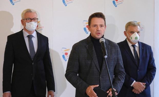 Dziś wystartuje ruch Rafała Trzaskowskiego. Będzie nowa nazwa?