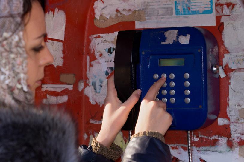 Dzisiaj budki telefoniczne nie są już nikomu potrzebne? /123RF/PICSEL