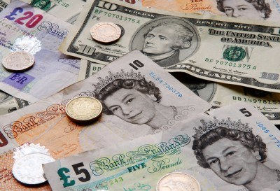 Dzisiaj pierwsze szacunki PKB za trzeci kwartał w Wielkiej Brytanii /AFP