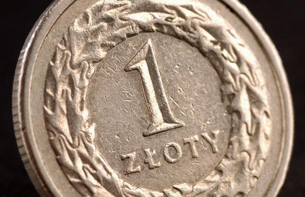 Dzisiaj rano złoty oscyluje wokół 4,15 za euro /© Bauer